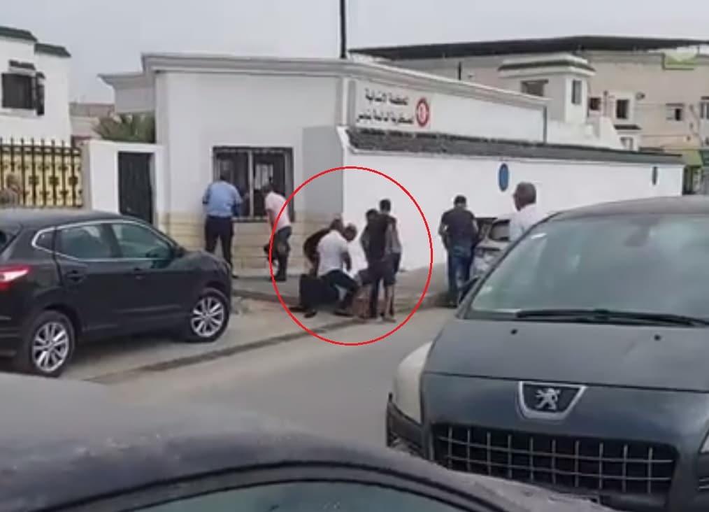 الدولة البوليسية تكشّر عن أنيابها .. اختطافسيف الدين مخلوف يثير ضجة في تونس (شاهد)