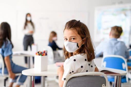عودة الأطفال إلى المدارس