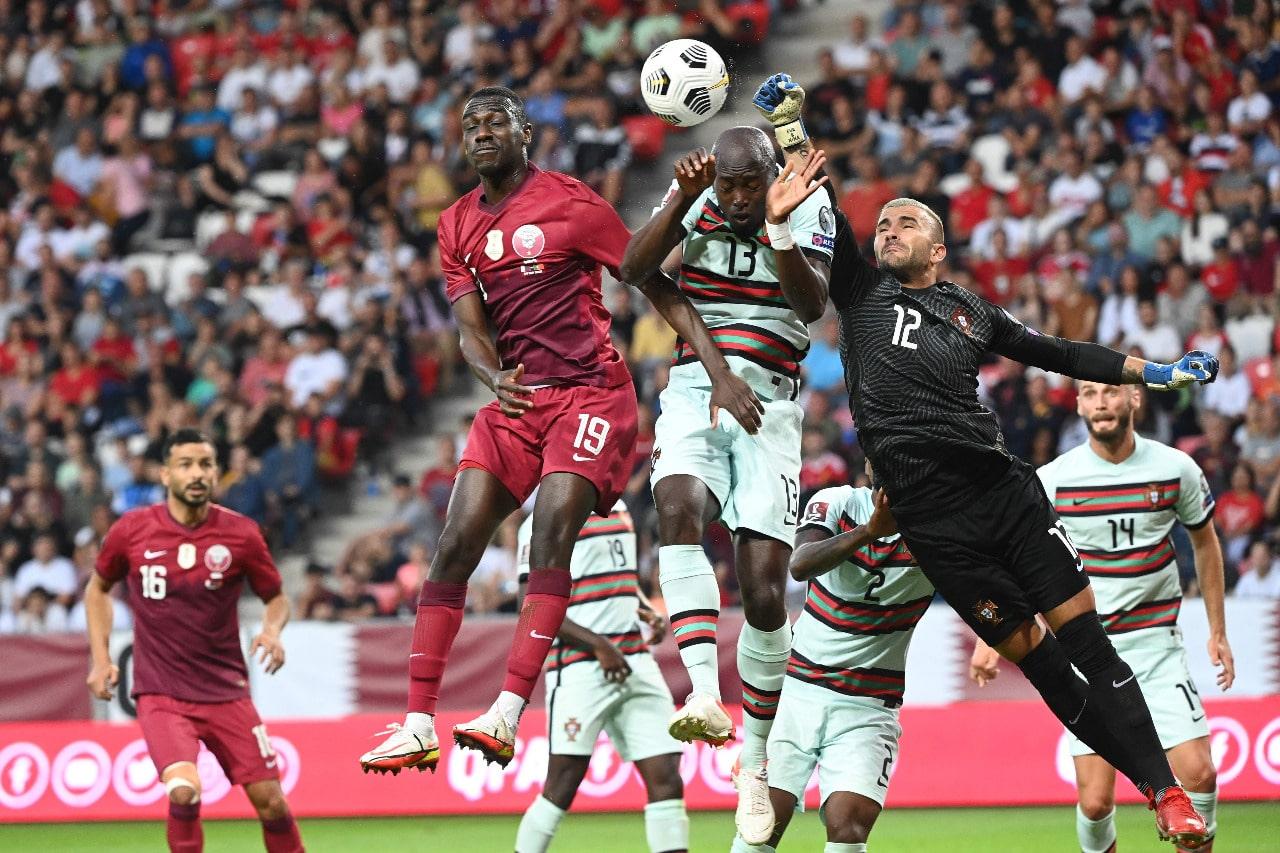 البرتغال تقسو على قطر في تصفيات مونديال كأس العالم 2022 (فيديو)