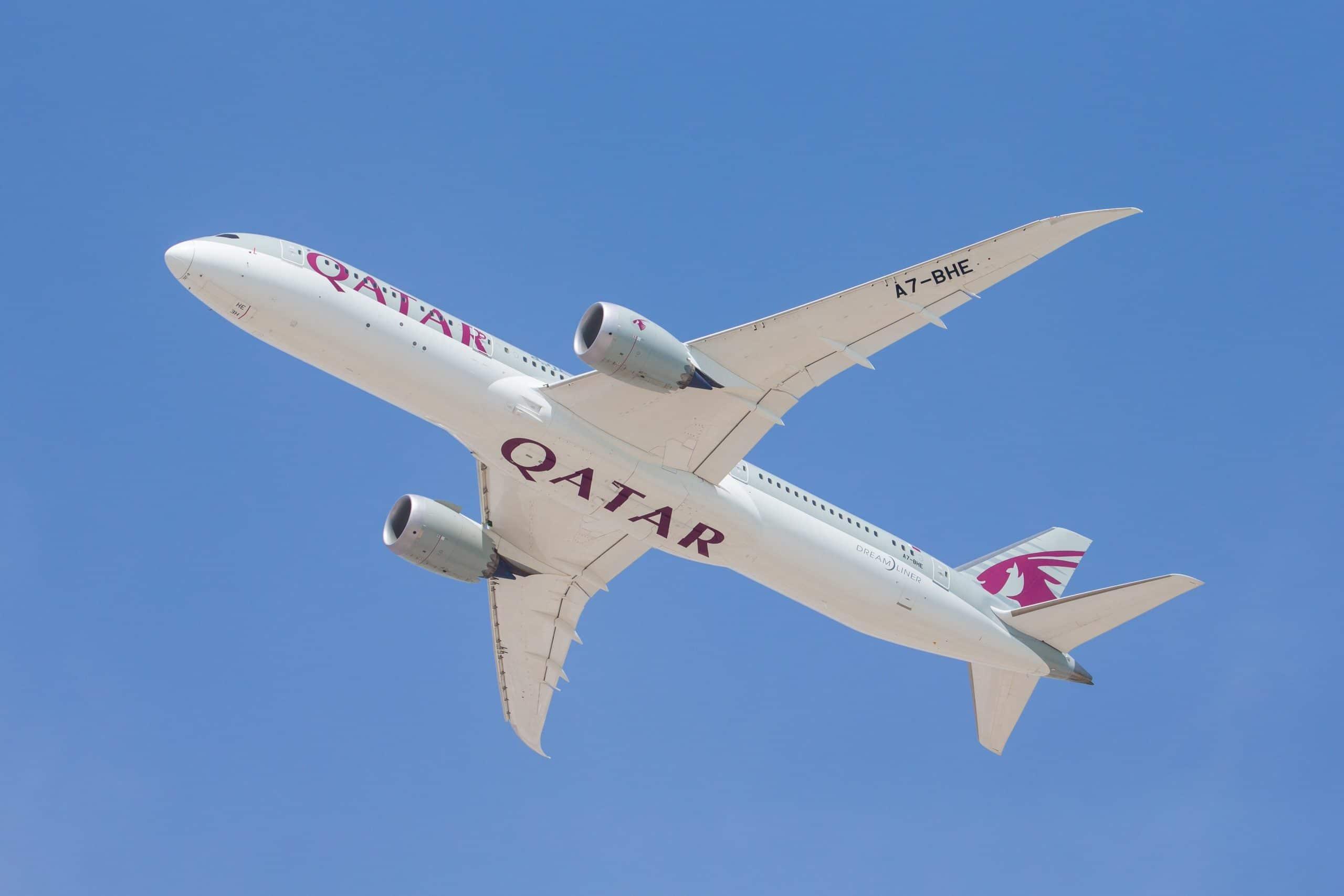 الخطوط الجوية القطرية تفوز بجائزة أفضل شركة طيران في العالم للمرة السادسة