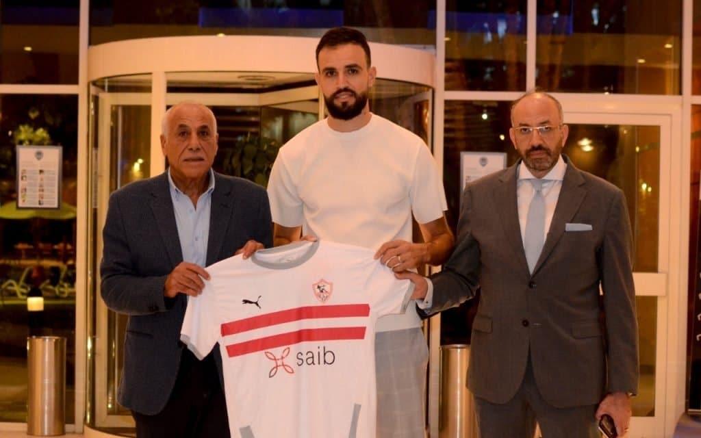 الزمالك المصري يتعاقد مع التونسي حمدي النقاز
