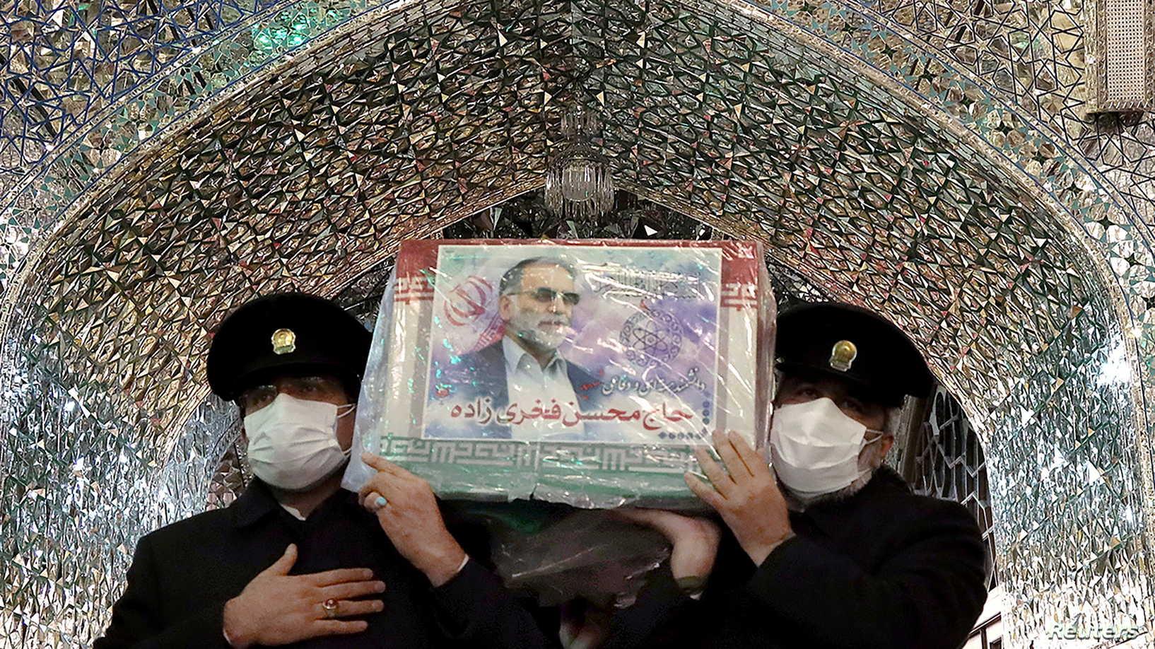 """""""الروبوت القاتل"""".. هكذا تم اغتيال العالم الإيراني فخري زادة بهدوء تام وفي أقل من دقيقة"""