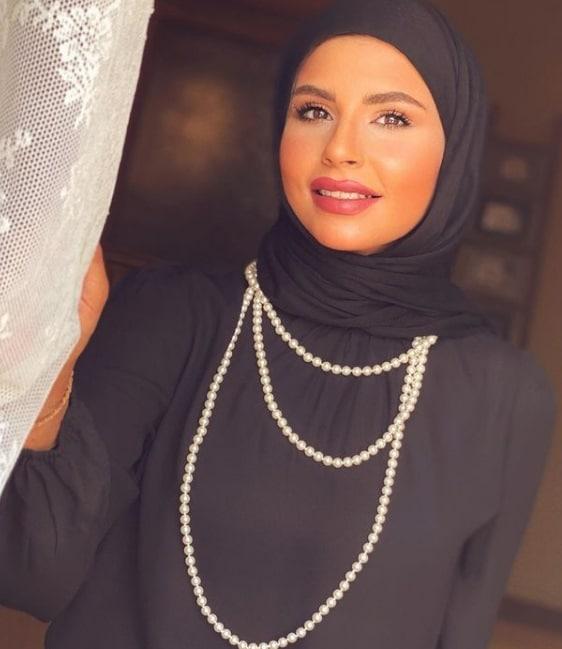 الفنانة سعودة
