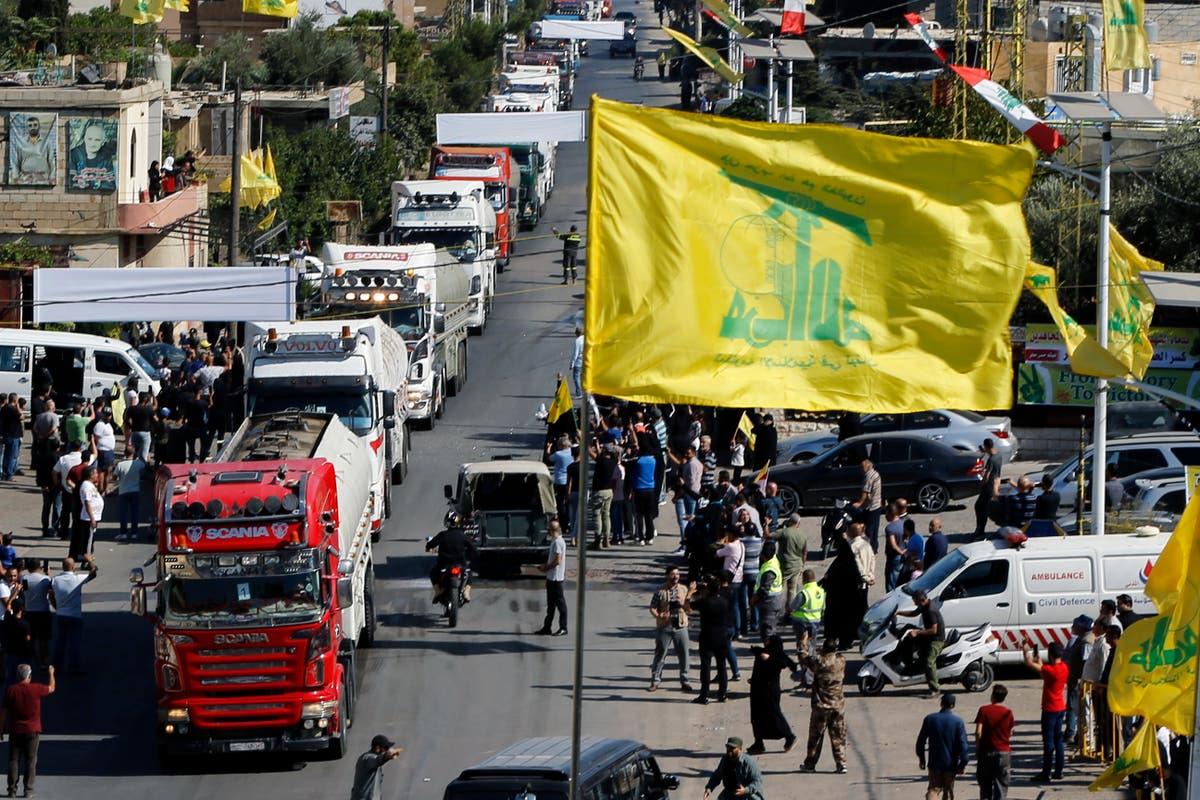 الوقود اللبناني يصل لبنان