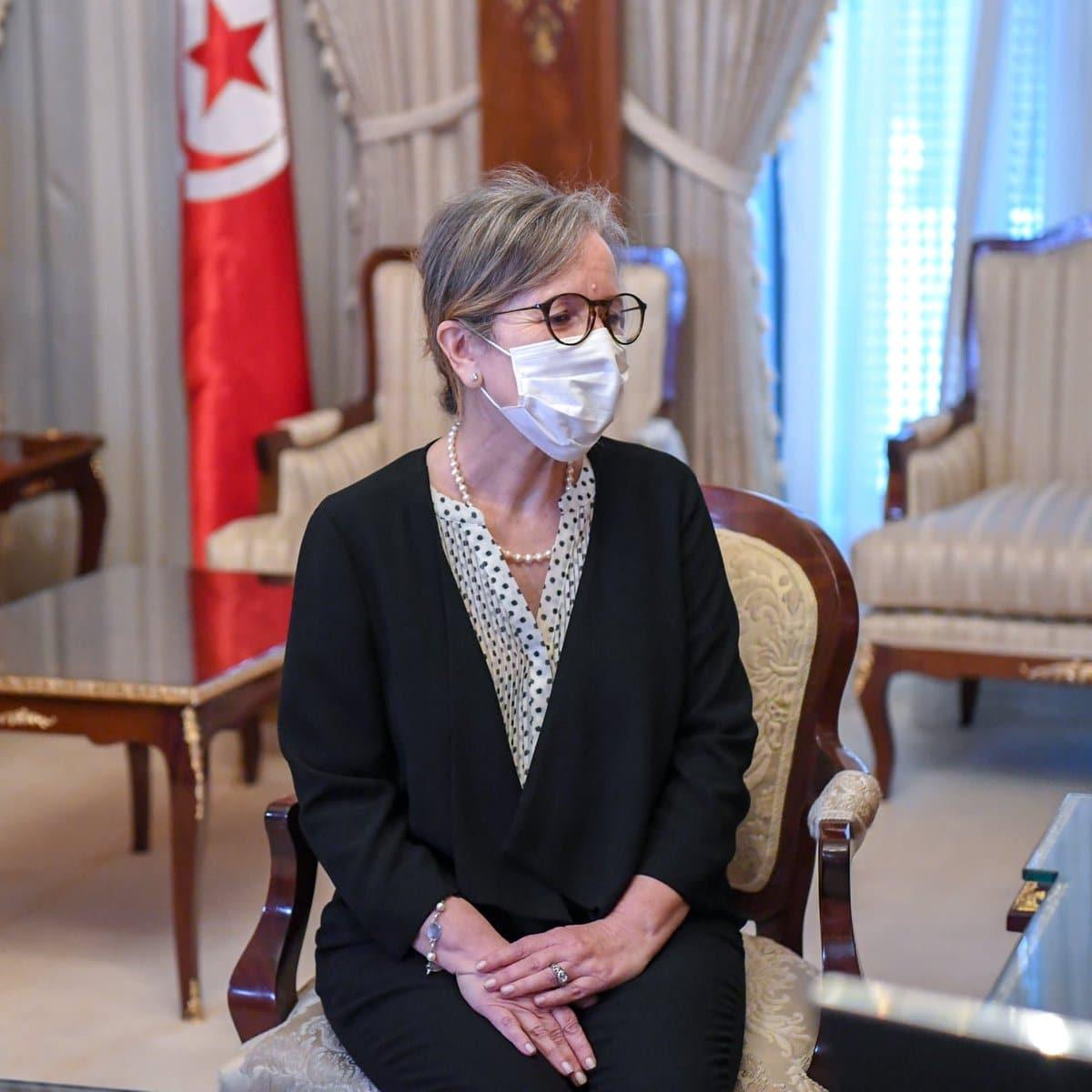 رئيس وزراء تونس نجلاء بودن