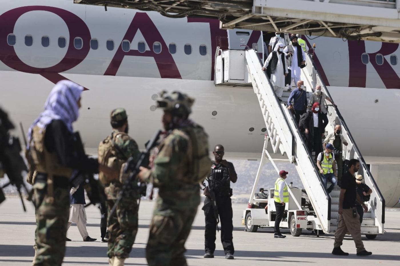 قطر جعلت نفسها وسيطاً لا غنى عنه للمفاوضات بين طالبان وامريكا