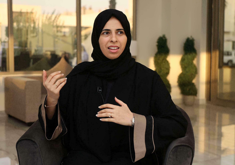 """لولوة الخاطر تكشف طبيعة علاقة قطر بطالبان وحماس في حوار مع شبكة """"NBC"""""""