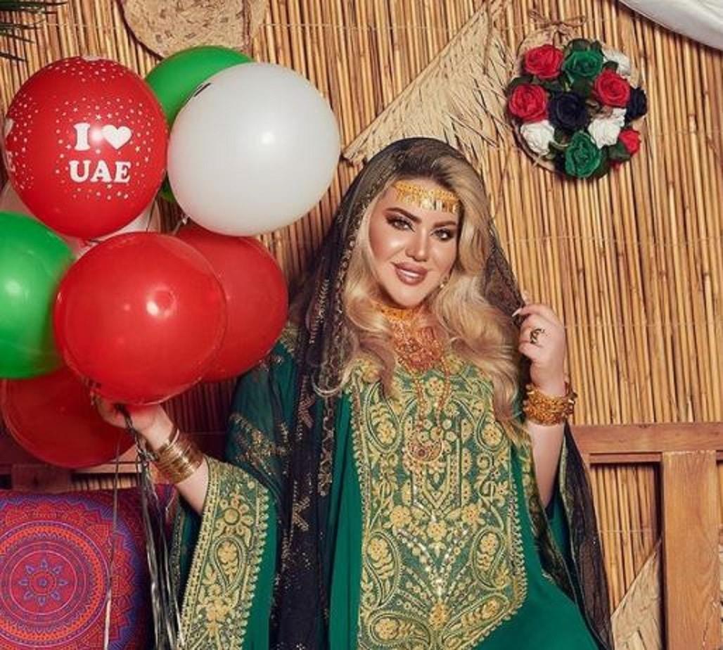 ذات الخصر الغريب .. هكذا احتفلت مروة راتب باليوم الوطني السعودي مع صديقاتها من إيران والإمارات!