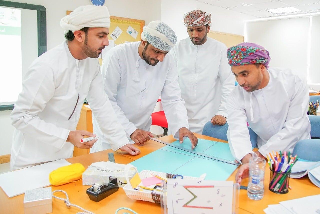 معلمو سلطنة عمان