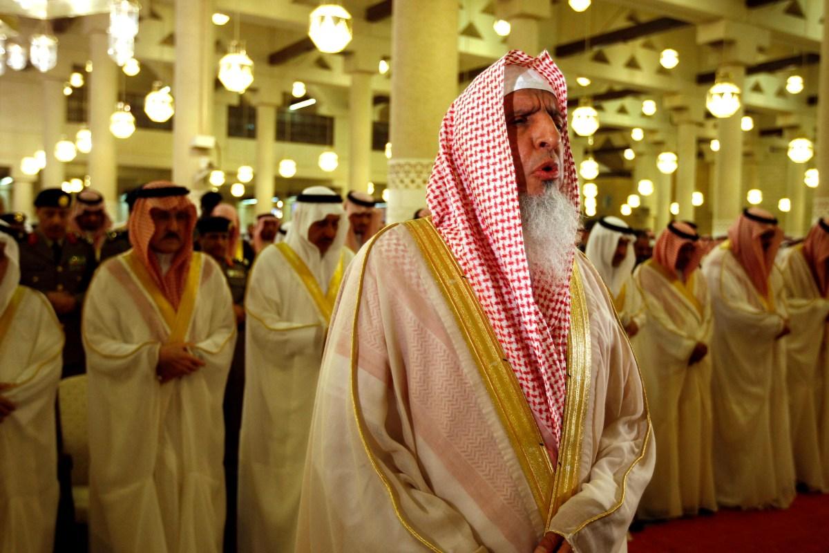 مفتي السعودية عبدالعزيز آل الشيخ