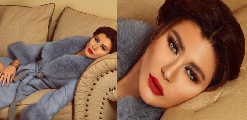 """نادين الراسي تفاجئ متابعيها بصورتها بـِ""""بلا ولاشي""""! (شاهد)"""