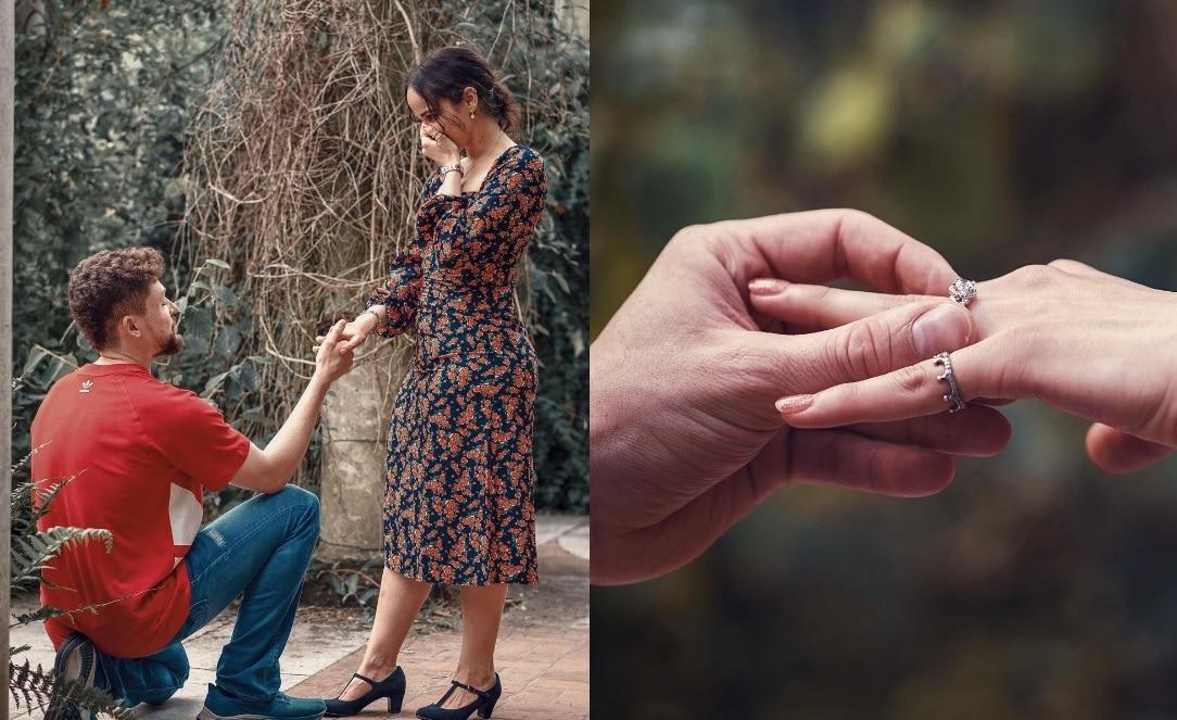 نور عمرو دياب وخطيبها
