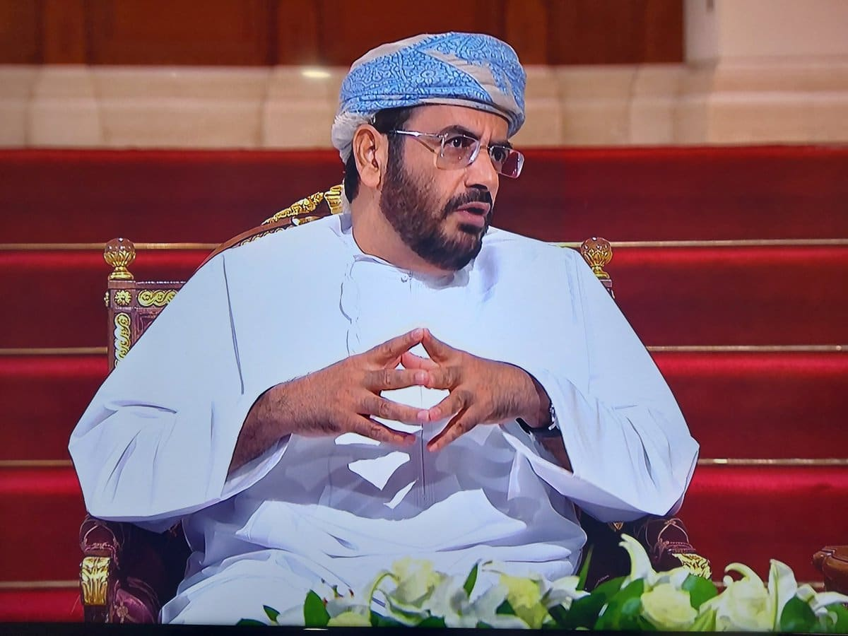 وزير الاقتصاد العماني يعلن عن الخطة الخمسية العاشرة