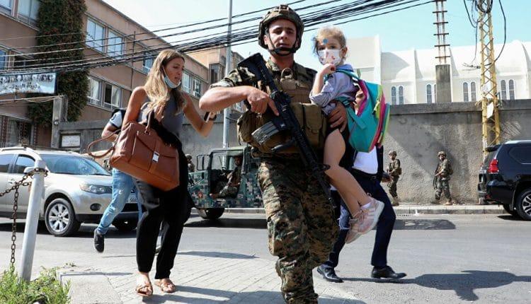 أحداث لبنان
