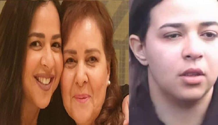 إيمي سمير غانم تنشر صورة نادرة لوالدتها