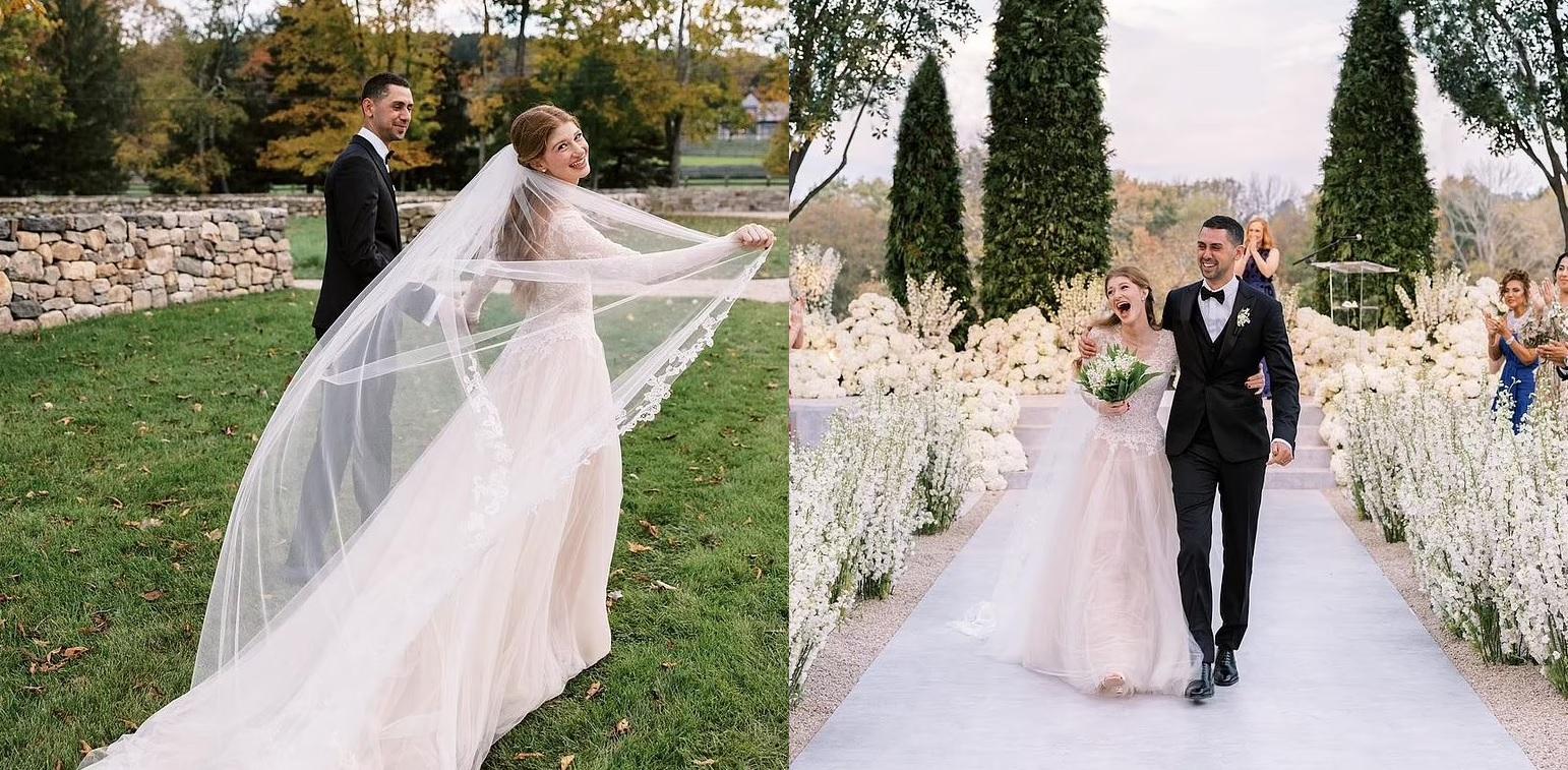 ابنة بيل غيتس كشفت أن طلاق والديها جعل التخطيط لحفل زفافها الذي تبلغ قيمته مليوني دولار أمرًا صعبًا
