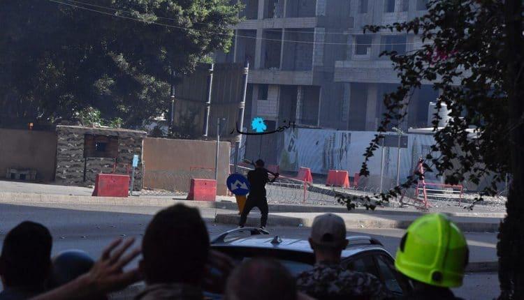 اشتباكات الطيونة في بيروت