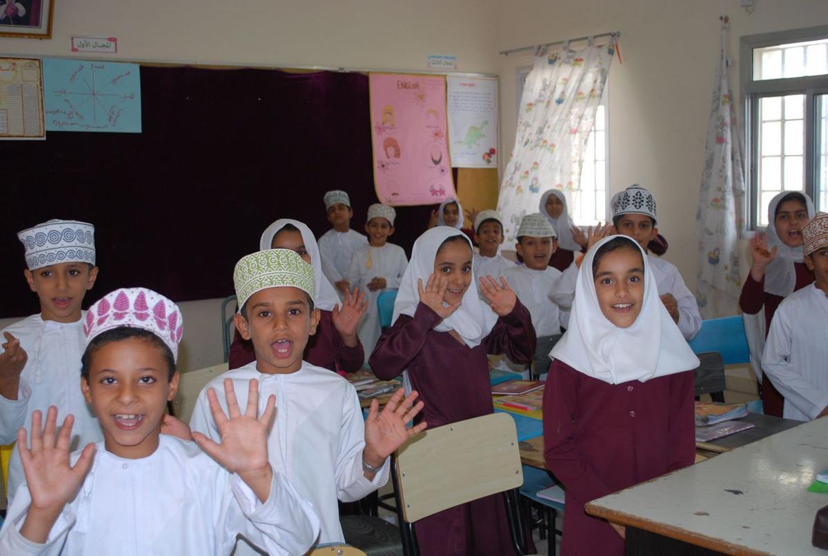 التدريس في سلطنة عمان