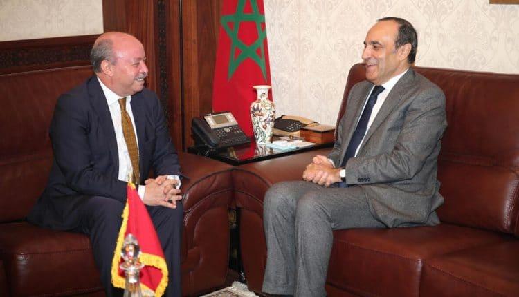 الجزائر تنهي رسميا مهام سفيرها في المغرب