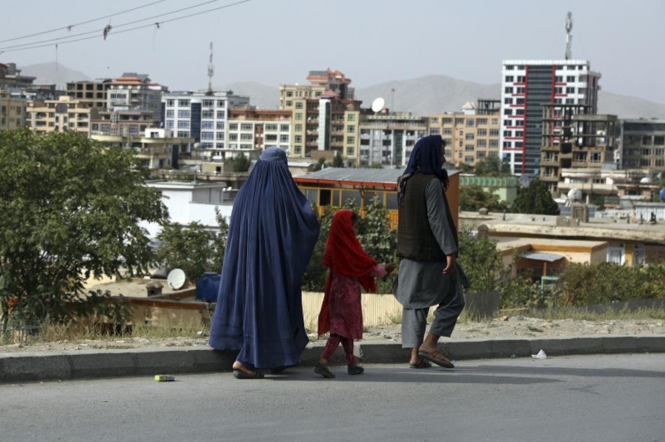الحياة في أفغانستان
