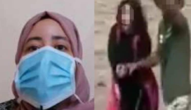 لحظة محاولة اغتصاب الدكتورة إسراء سعيد من أجل الميراث