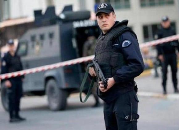السلطات التركية
