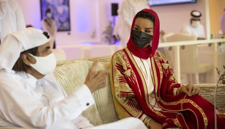 الشيخة موزا والدة أمير قطر