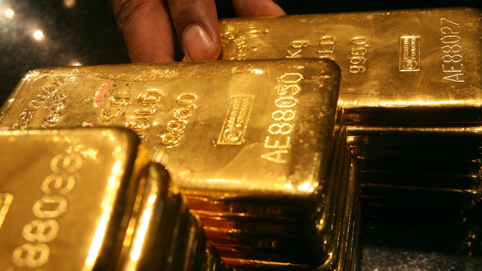 تهريب الذهب من دبي