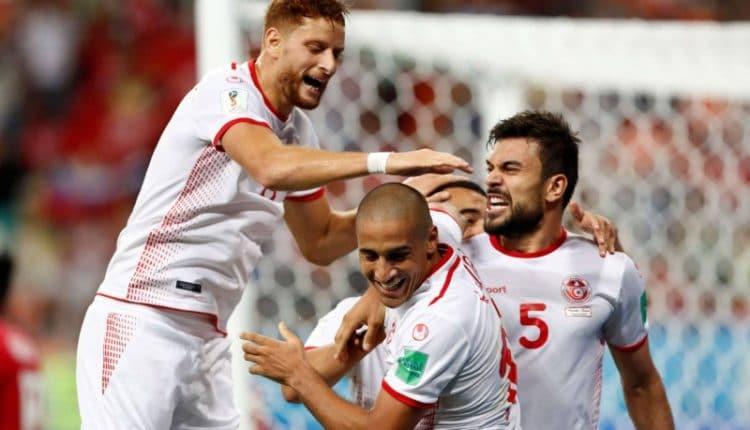 مباراة منتخب تونس وموريتانيا في تصفيات كأس العالم 2022