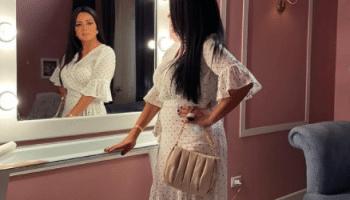 رانيا يوسف في الآنسة فرح