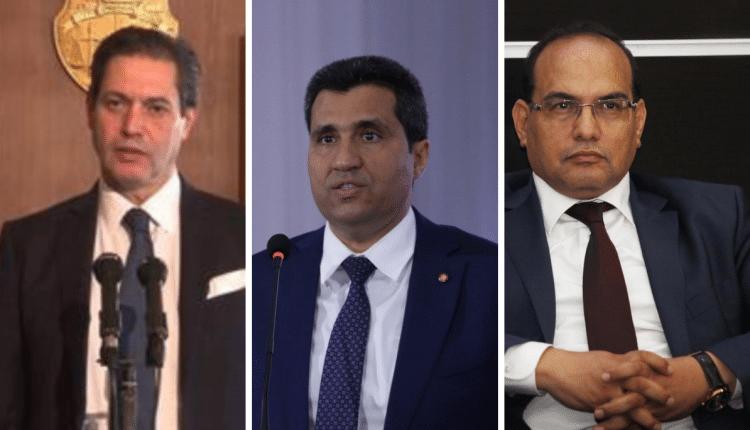 قيس سعيد يرفع الاقامة عن مسؤولين تونسيين