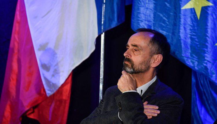 روبير مينار رئيس بلدية فرنسية