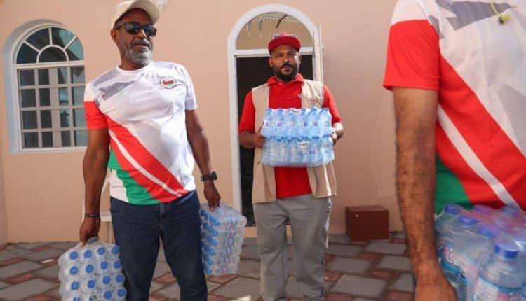 العمانيون جسدوا معنى الوحدة بعد إعصار شاهين
