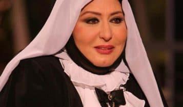 سهير رمزي بالحجاب