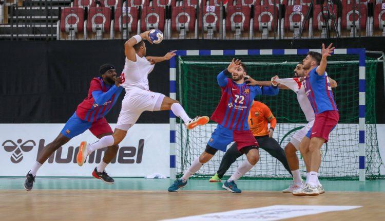 برشلونة يفوز على الزمالك في منافسات كأس العالم للأندية لكرة اليد