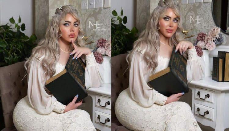 مروة راتب تسأل مرآتها عن أجمل نساء الكون
