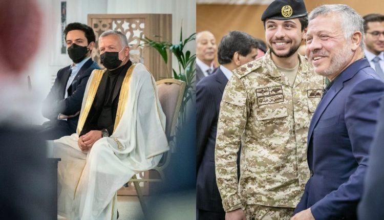 ولي العهد الأردني الأمير الحسين بن عبدالله يتعافي من كورونا