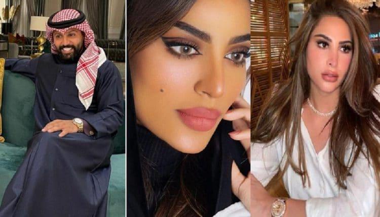فوز الفهد تشمت بانفصال فاطمة الأنصاري ويعقوب بوشهري