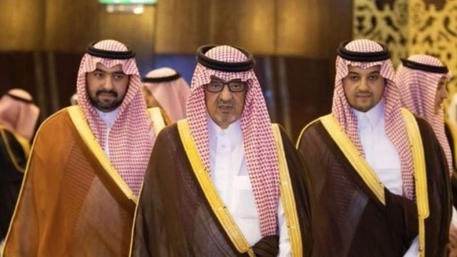 وفاة الامير عبدالعزيز بن عبدالله بن سعود